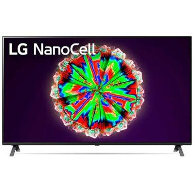 تلویزیون 55 اینچ ال جی LG LED UHD 4K 55NANO80 1 رادک