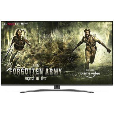 تلویزیون 55 اینچ ال جی LG LED UHD 4K 55SM8100 1 رادک