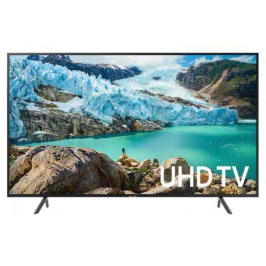 تلویزیون  4K سامسونگ مدل TU7100 سایز 55 اینچ 1 رادک