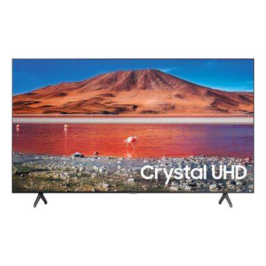 تلویزیون 55 اینچ 4k سامسونگ 55TU7000 1 رادک