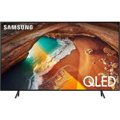 تلویزیون 4K QLED سامسونگ مدل Q60R سایز 55 اینچ 1 رادک