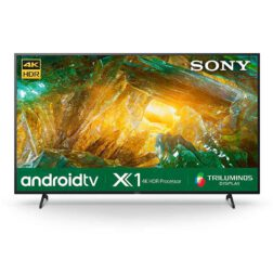 تلویزیون ال ای دی 4K سونی مدل X8000Hسایز 55 اینچ