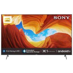 تلویزیون ال ای دی 4K سونی مدل X9000E سایز 55 اینچ