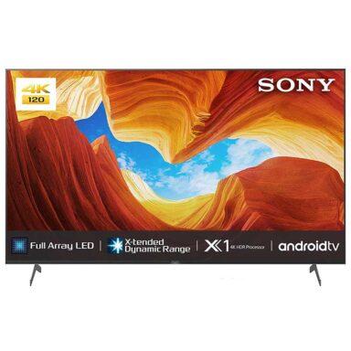 تلویزیون ال ای دی 4K سونی مدل X9000H سایز 55 اینچ 1 رادک