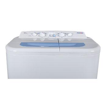 ماشین لباسشویی دوقلو 8.5 کیلویی پاکشوما PWB-8554 4 رادک