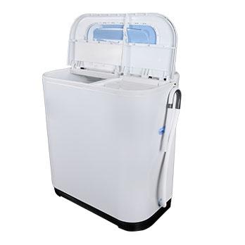 ماشین لباسشویی دوقلو 8.5 کیلویی پاکشوما PWB-8554 2 رادک