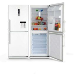 یخچال فریزر پایین مجیک شف مدل MCCRY-66195