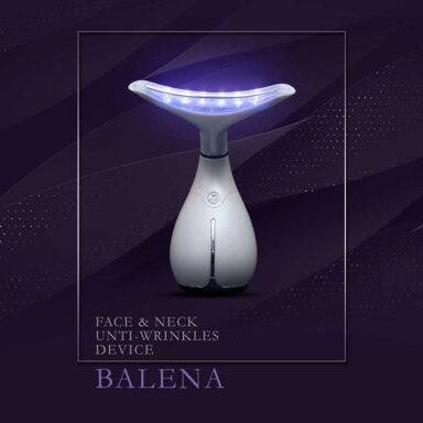 دستگاه لیفیتینگ صورت و گردن میوتو ایتالیا مدل BALENA 3 رادک