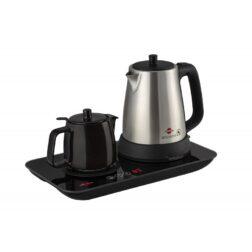 چای ساز 2 کاره پارس خزر مدل گرمنوش 11 رادک