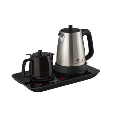 چای ساز 2 کاره پارس خزر مدل گرمنوش 1 رادک