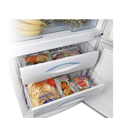 یخچال و فریزر پایین برفاب مدل 60-40 4 رادک