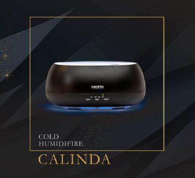 دستگاه بخور میوتو ایتالیا مدل Calinda 5 رادک