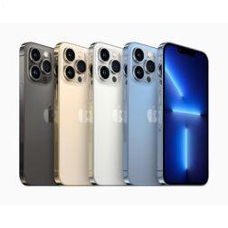 گوشی موبایل اپل مدل آیفون 13 پرو مکس ظرفیت 256 گیگابایت